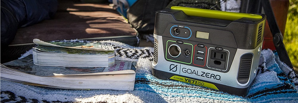 Goal Zero Yeti 150 Power Station Review