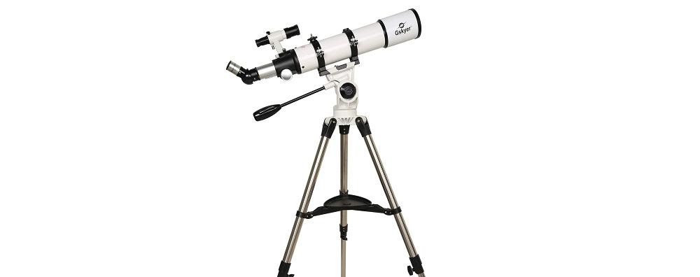 Gskyer 600x90mm AZ Astronomical Refractor Telescope Review