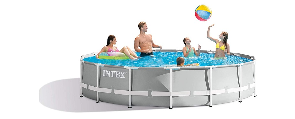 Intex 15 Foot x 42 Inch Prism Frame Above Ground Swimming Pool Set Review