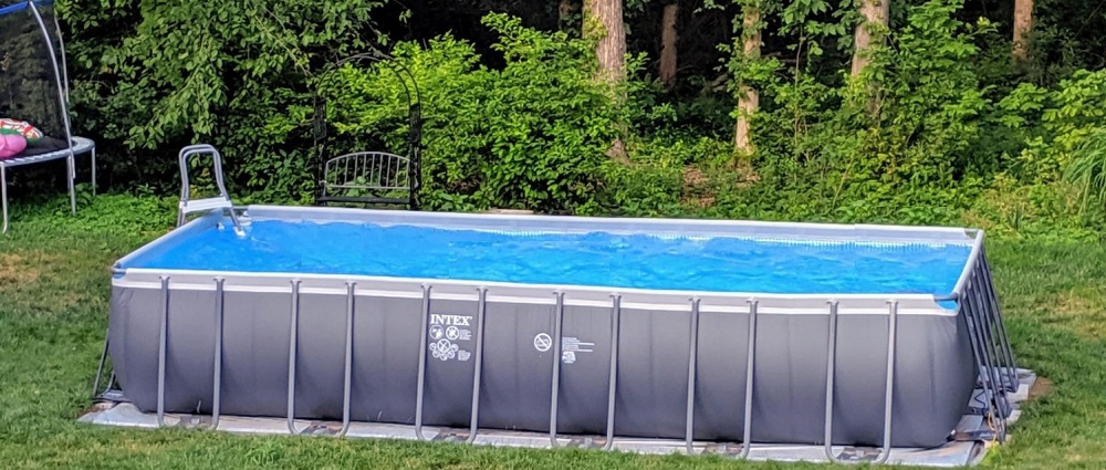 Intex 16ft X 48in Pool Set Review