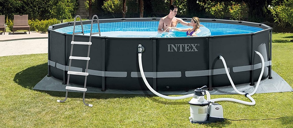 Intex 16ft X 48in Review