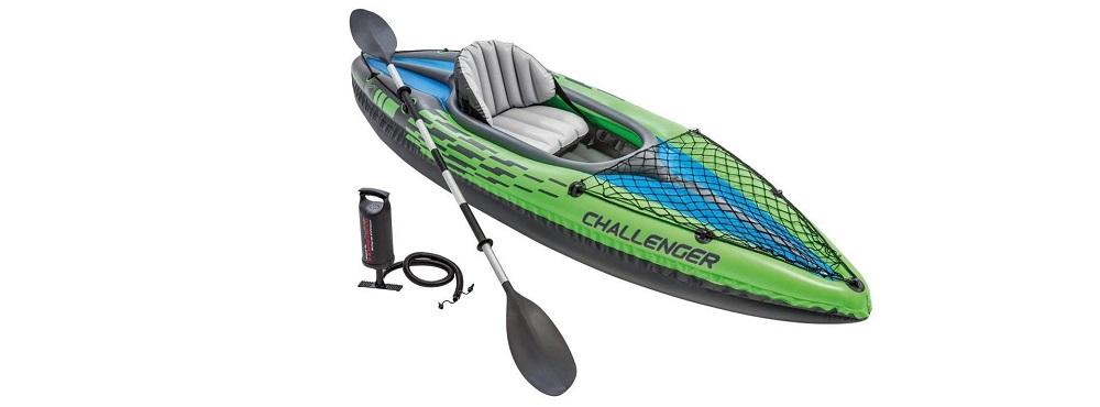 Intex Challenger Kayak Review