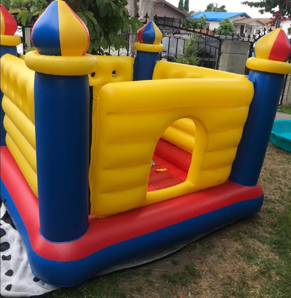 Intex Jump O Lene Castle Review
