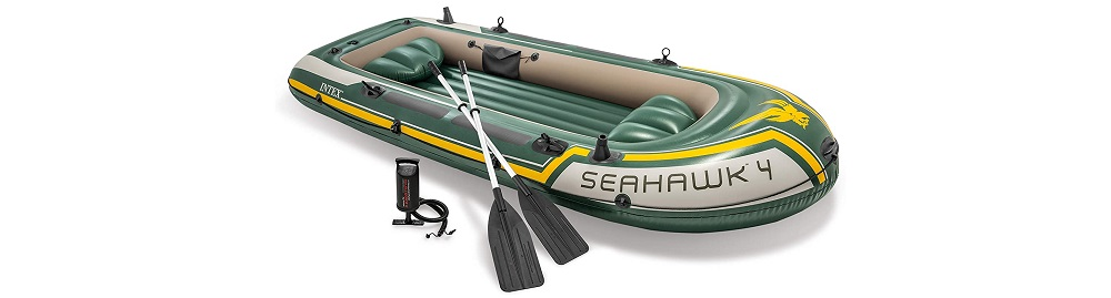 Intex Seahawk Inflatable Boat Series Review