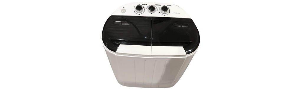 Intexca Compact Twin Tub Capacity Washing Machine