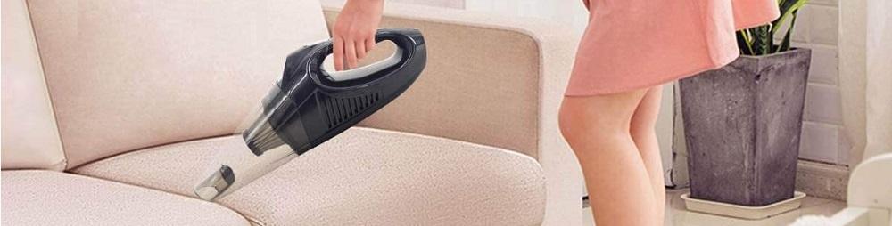 KUTIME Handheld Vacuum Review