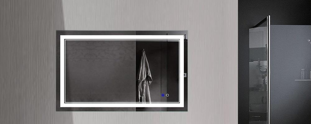 Keonjinn Horizontal LED Bathroom Vanity Mirror Wall Review