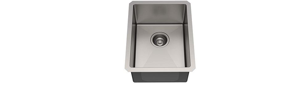 Kraus KHU101-14 Single Bowl Stainless Steel Kitchen Bar Sink Review