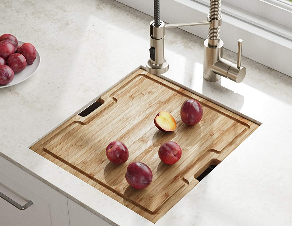 Kraus KWU111-17 Kore Kitchen Sink Review