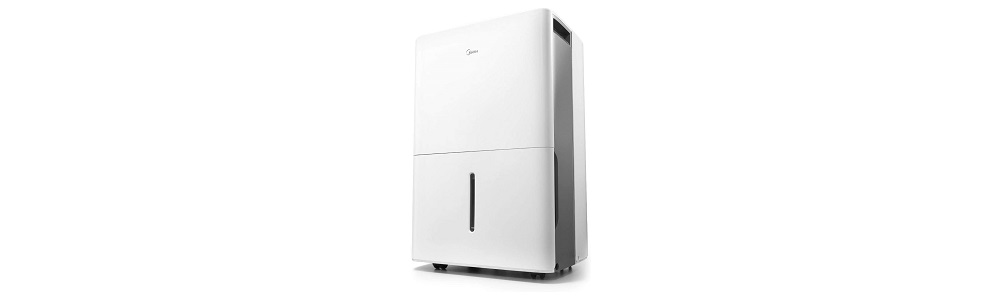 MIDEA MAD50C1ZWS Dehumidifier with Reusable Air Filter Review