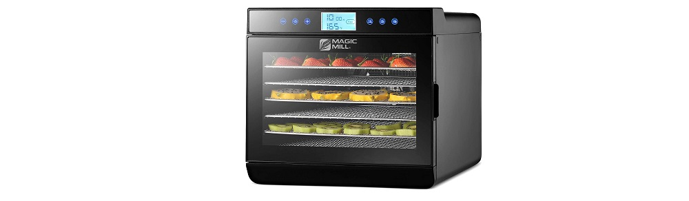 Magic Mill Food Dehydrator Machine Review