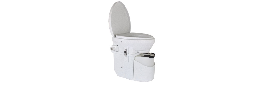 Nature's Head Self Contained Composting Toilet Review