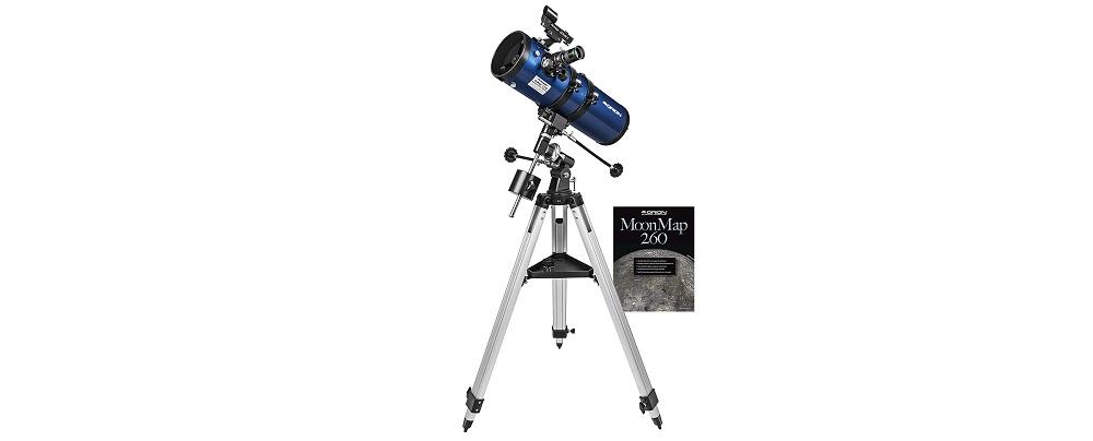 Orion StarBlast II 4.5 Equatorial Reflector Telescope Review