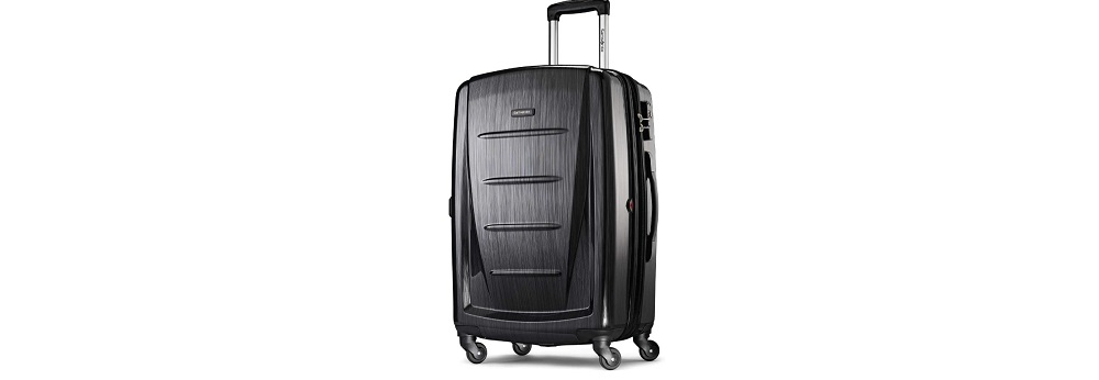 Samsonite Winfield 2 Expandable Spinner Wheel Luggage Review
