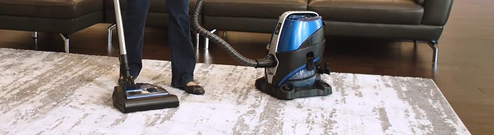 Sirena Bagless Canister Vacuum Cleaner Review