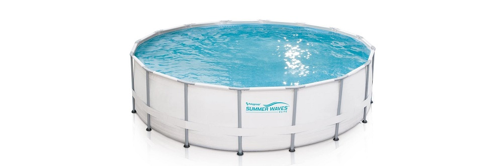 Summer Waves Elite Frame Above Ground Swimming Pool Review