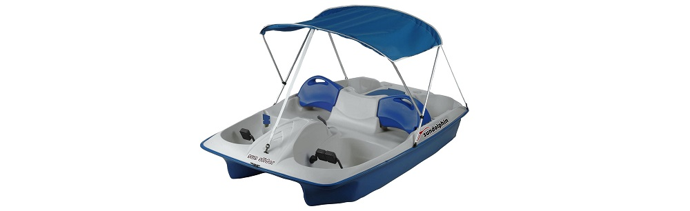 Sun Dolphin Sun Slider Pedal Boat Review