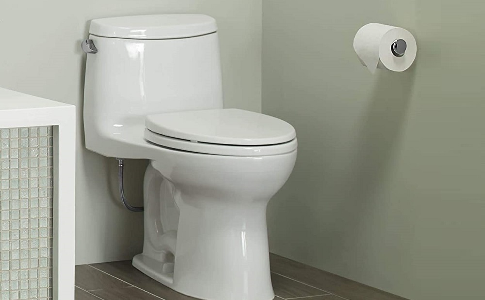 TOTO One-Piece Elongated Universal Height Toilet Review