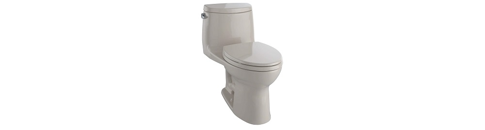TOTO MS604114CEFG#03 UltraMax II One-Piece Elongated Universal Height Toilet Review