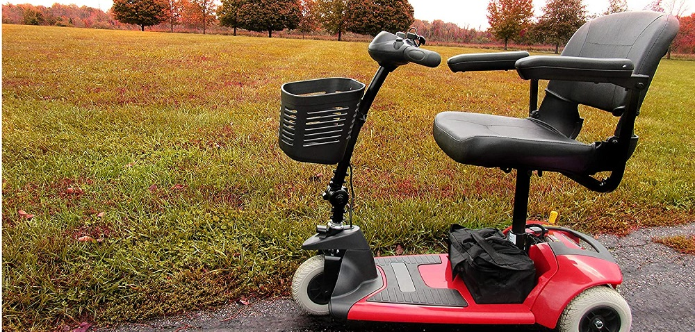 Travel Pro Premium Scooter by Pride Review