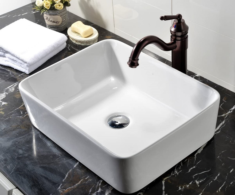Best Above Counter Vanity Sink Art Basin Review