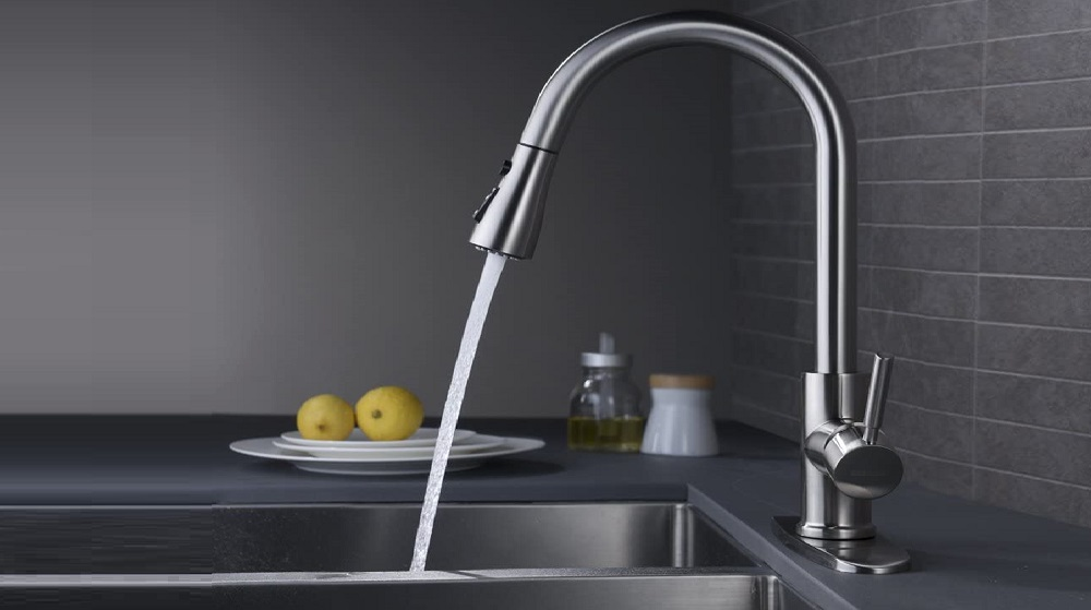 WEWE Kitchen Faucet Review