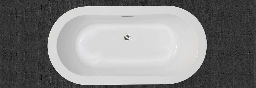 WoodBridge B-0012-BTA-1506 Bathtub