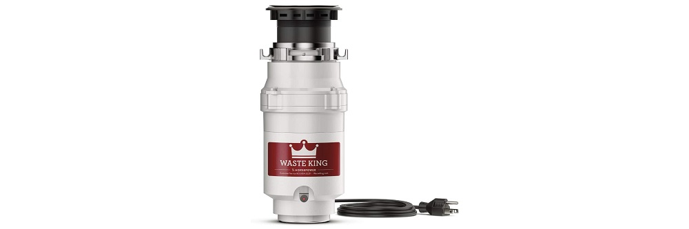 Waste King L-1001 Garbage Disposal Review