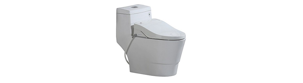 WoodBridge T-0008 One Piece Toilet Elongated with Advanced Bidet Review