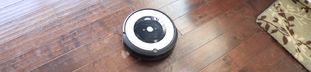 Roomba E6 Robot Vacuum Cleaner Review