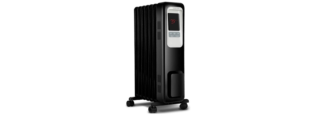 Aikoper Space 1500W Oil Filled Radiator Heater Review