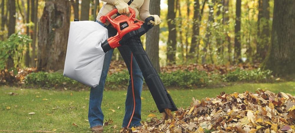 Leaf Blower/Vacuum/Mulcher Combos