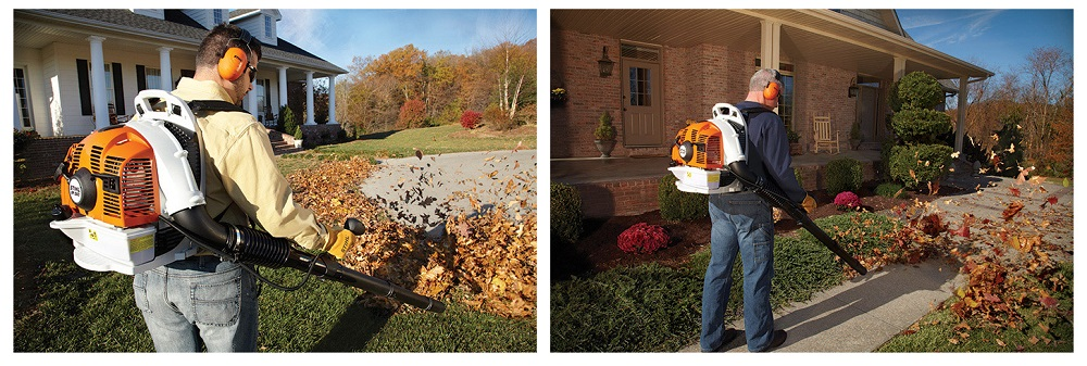 Heavy-Duty Leaf Blowers