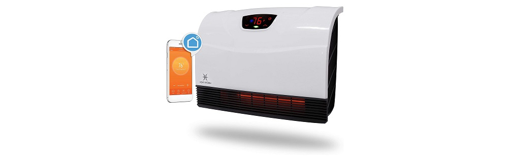 Heat Storm HS-1500-PHX-WIFI Infrared Heater Review