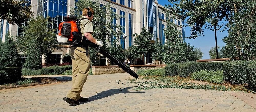 Husqvarna Gas Backpack Blower