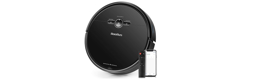 IIooIIus Robot Vacuum