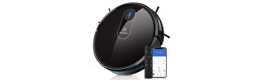 MOOSOO MT-720 Robot Vacuum Cleaner Review