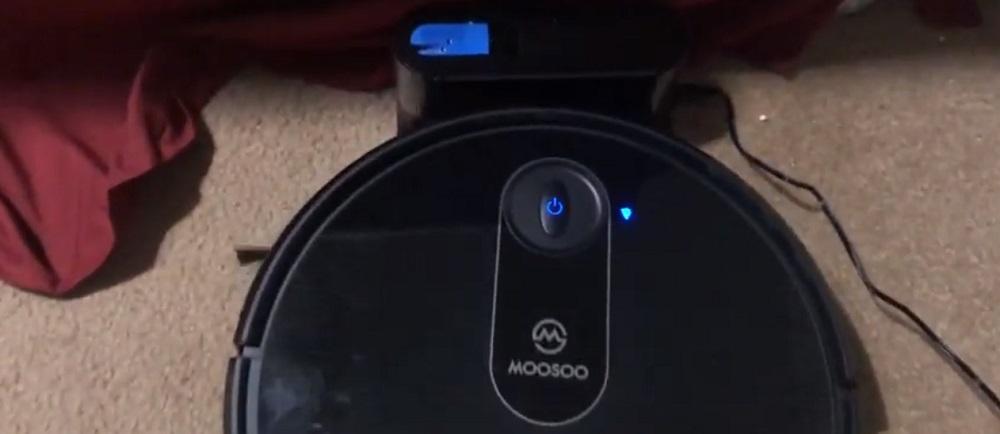 MOOSOO MT-720 Robot Vacuum Review