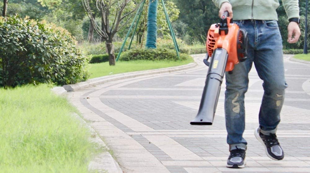 Gas-powered Leaf Blowers