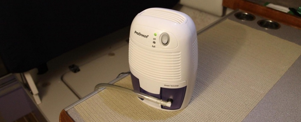 Where to Place a Dehumidifier?