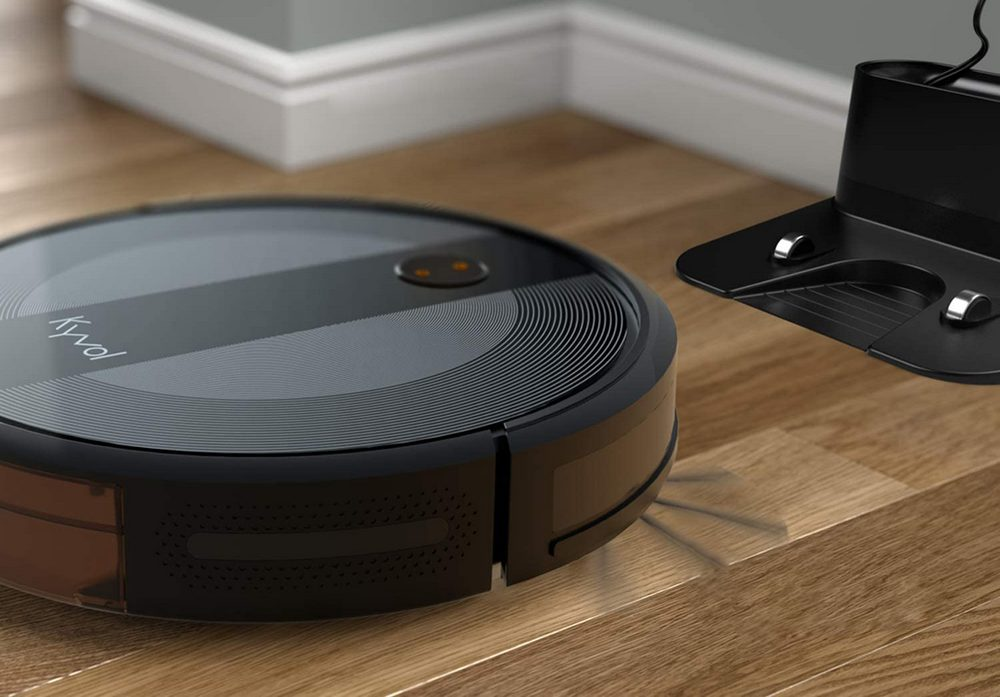 Kyvol Cybovac E20 Robot Vacuum Cleaner Review