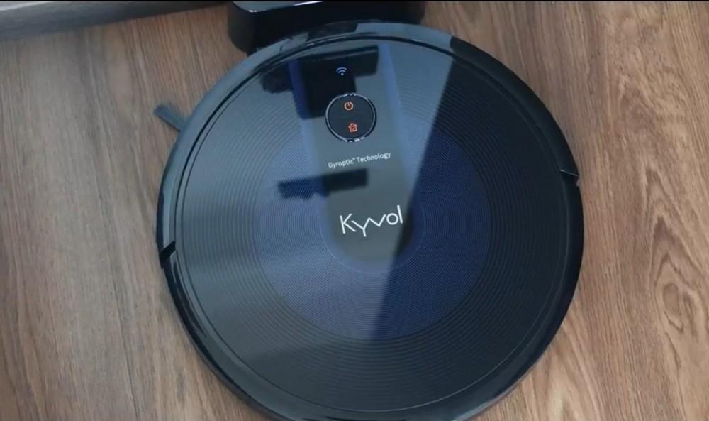 Kyvol Cybovac E31 Robot Vacuum Cleaner Review