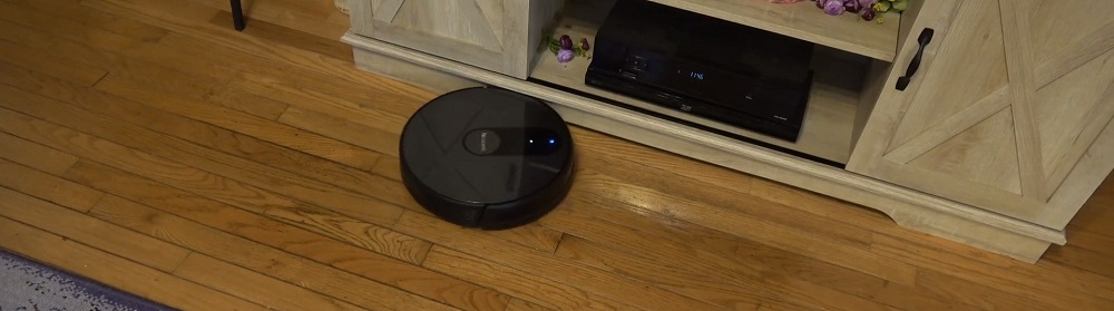 Proscenic 820S Robot Vacuum Cleaner Review