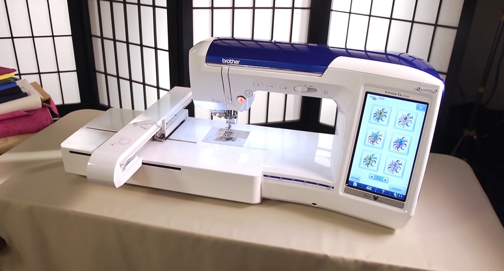 Brother Quattro 2 Sewing