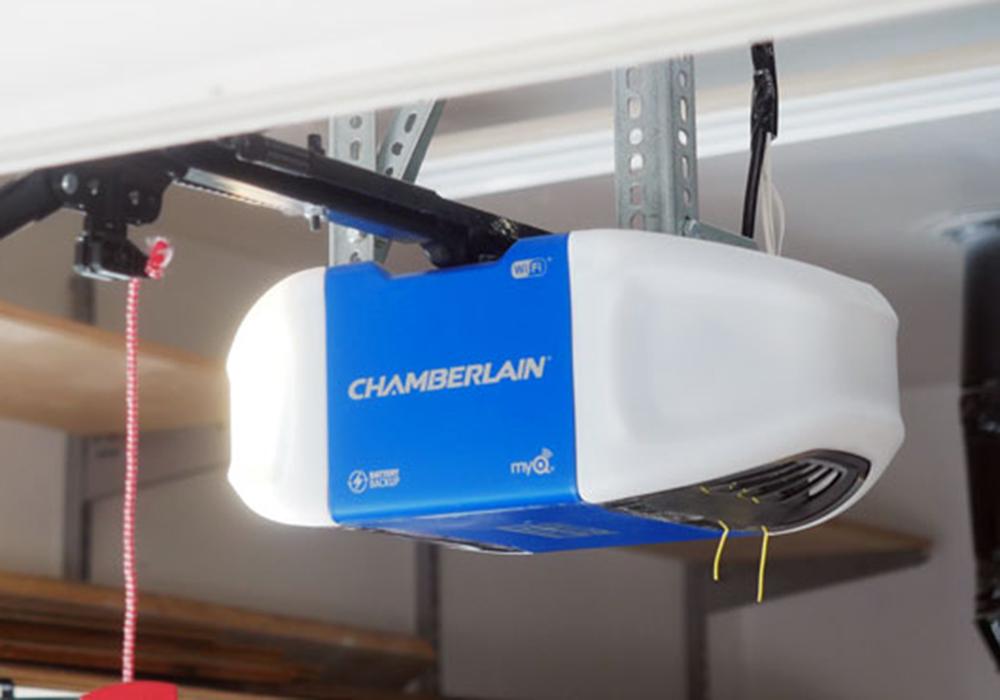 Chamberlain B970 Garage Door Opener Review