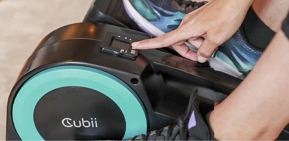 Cubii JR1 Seated Under Desk Elliptical Machine