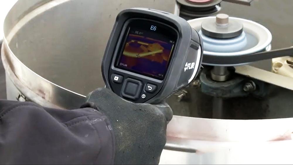 FLIR E6-XT Camera Review