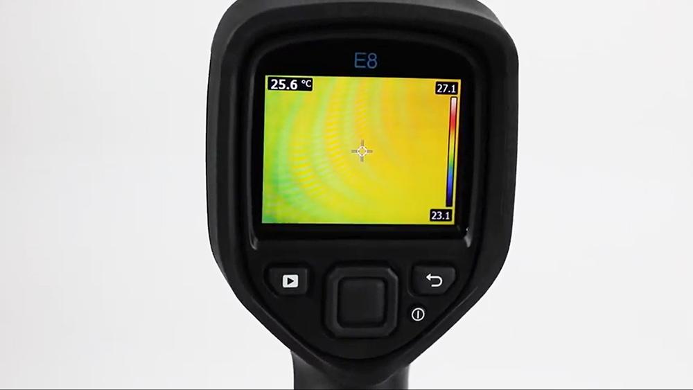 FLIR E8-XT Camera Review
