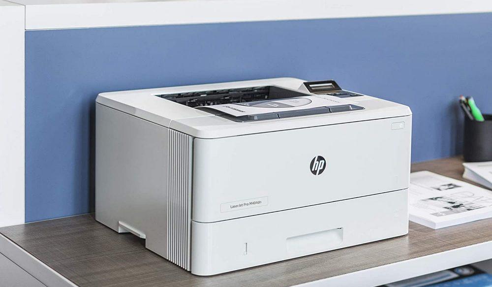 HP LaserJet Pro M404dn Review