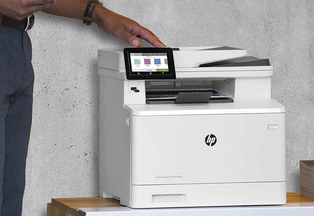 HP LaserJet Pro M479fdw Review